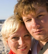 Polish couple