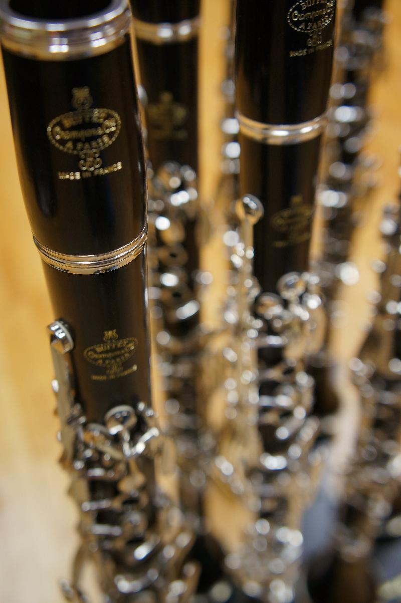 Buffet Crampon R13 Clarinets