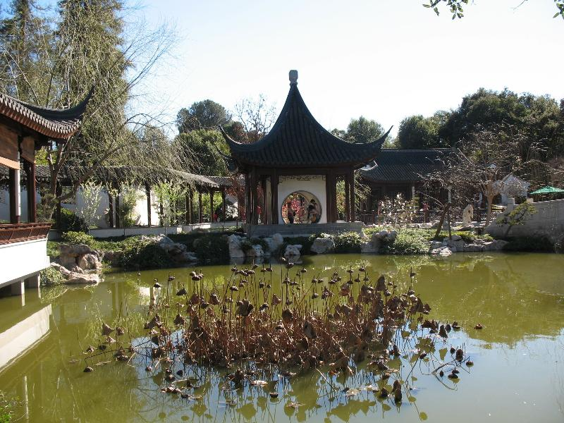 Huntington Library Garden