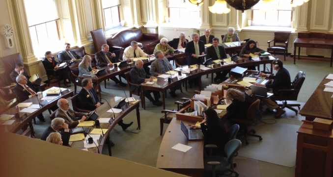 2013 Senate Hearing