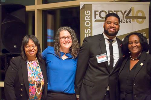Photo from PGCSIF 40 Under Forty awards