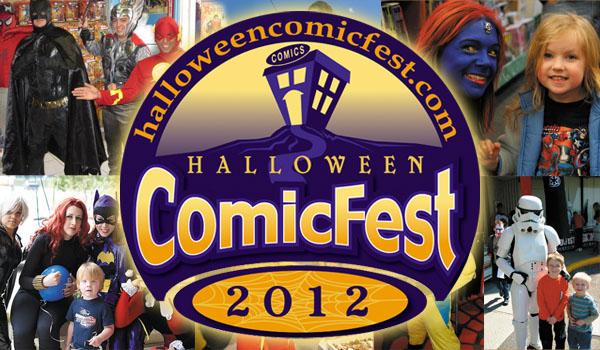 comicfest 2012