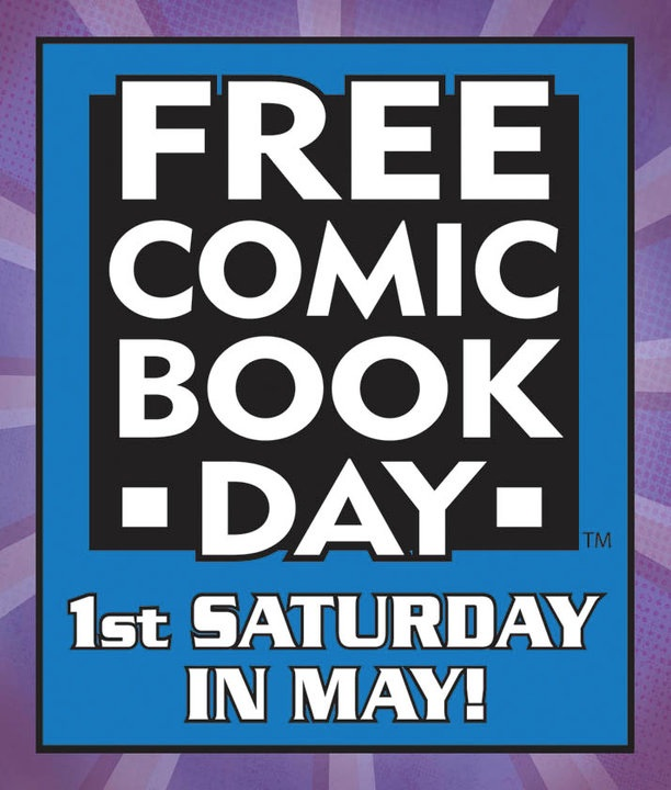 free comic book day 2