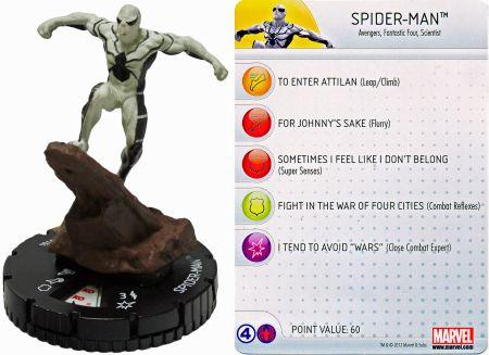 HC spiderman
