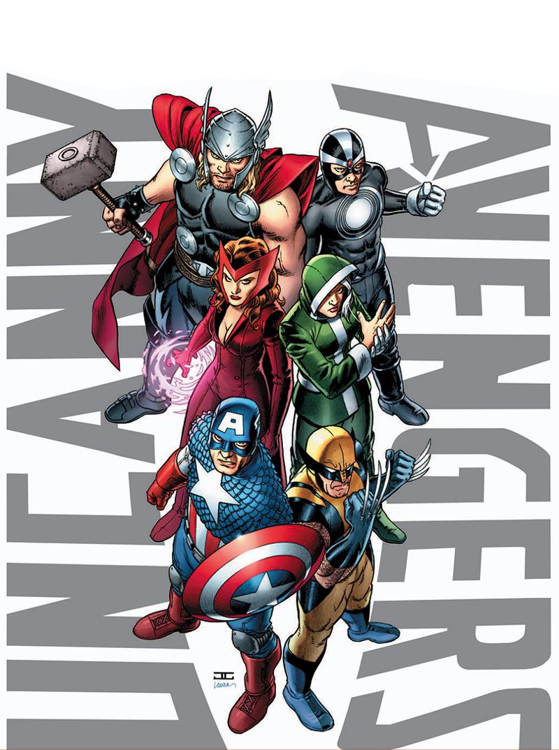 uncanny avengers launch