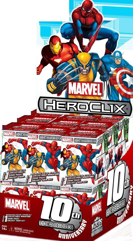 HC 10th Marvel