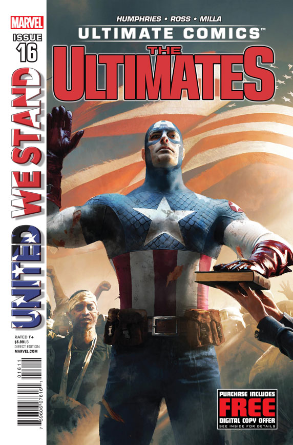 Ultimate Comics Ultimate
