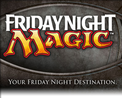 Friday night magic logo