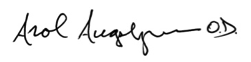 Augsburger signature