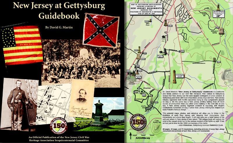 NJ Gettysburg Guide