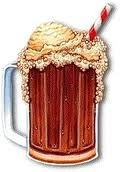 free draught rootbeer floats