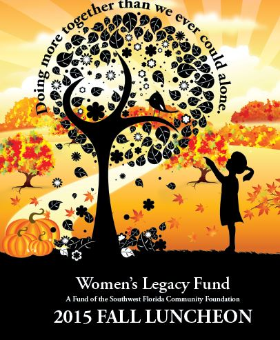 Women's Legacy Fund luncheon invitation