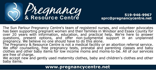 Sunparlour Pregnancy & Resource Centre