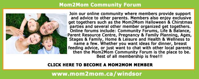 Mom2Mom Forums
