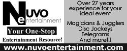 Nuvo Entertainment