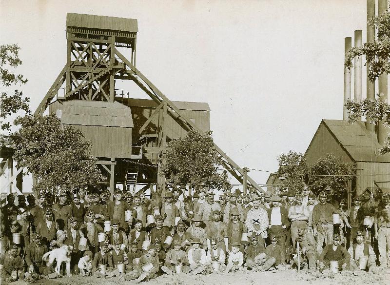 Thurber Mine
