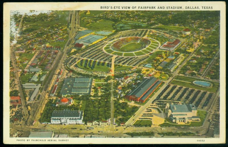 Pre 1936 Fair Grounds
