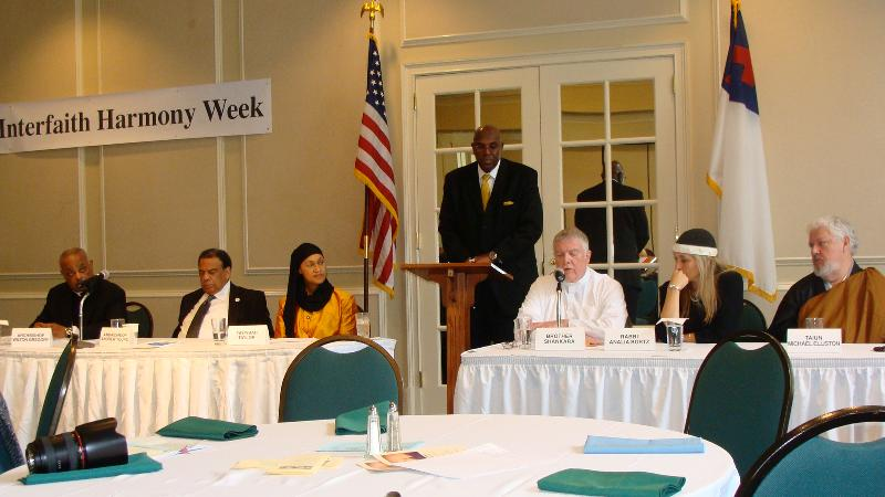 Interfaith Harmony Week Panel