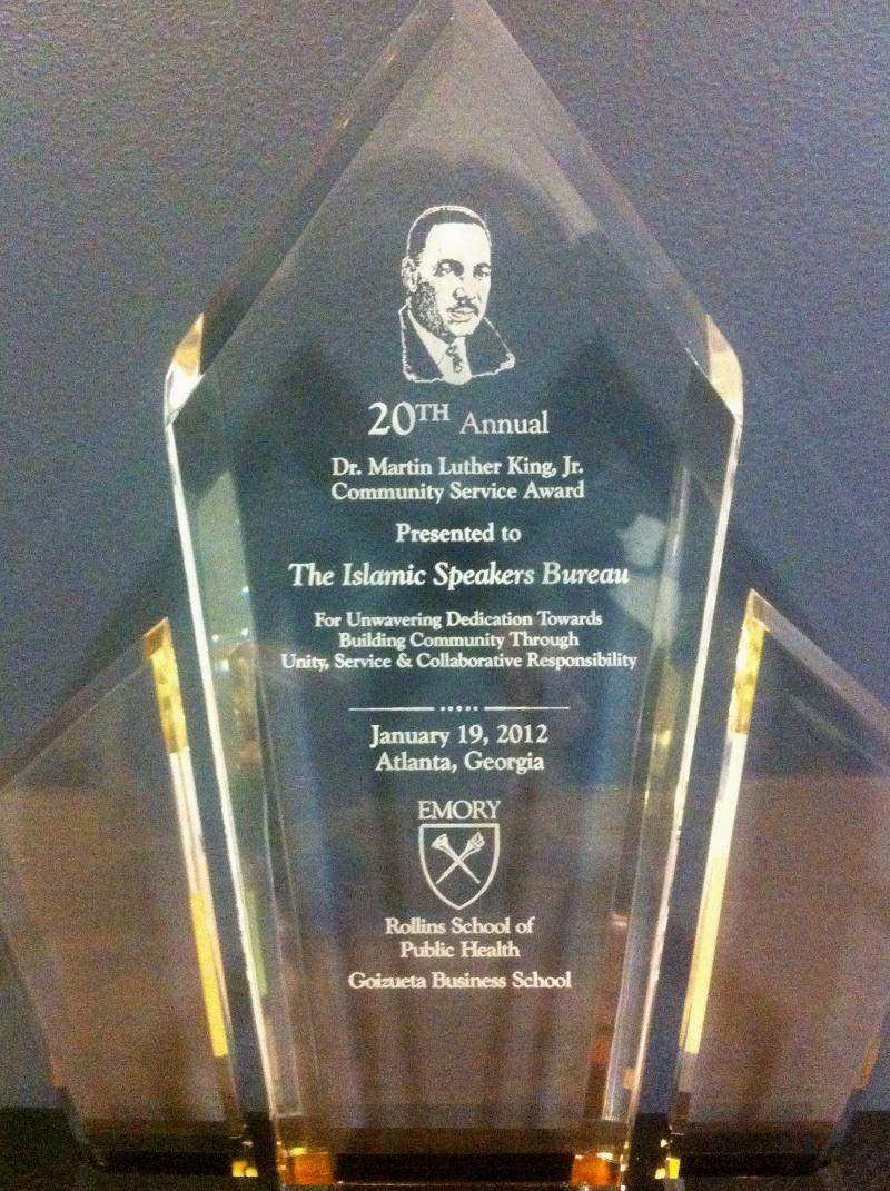 MLK Award