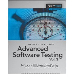 Advanced Software Tester Vol 3