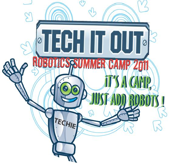 TECH IT OUT Robotics LOGO