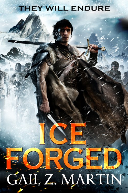 Chance to win a copy of Ice Forged!