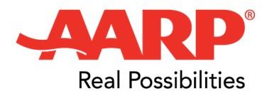 AARP - Real Possibilities