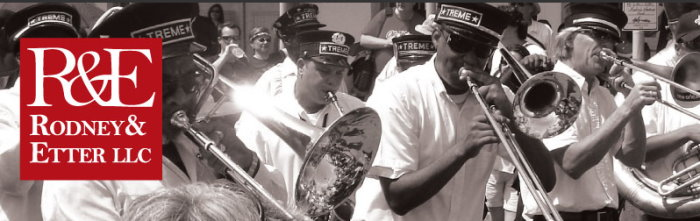 Rodney Law - Treme Brass Band