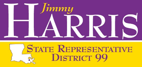 Jimmy Harris - State Rep District 99