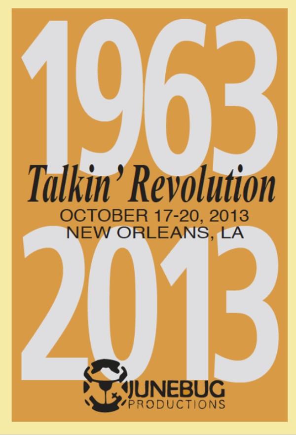 Junebug Productions - Talkin' Revolution