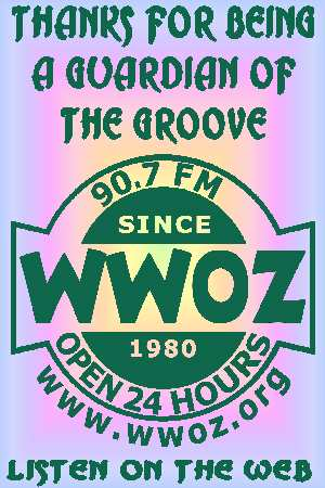 WWOZ 90.7 FM - Bringing New Orleans to the Universe