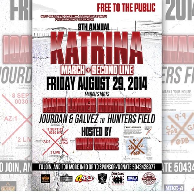 Katrina Memorial Event_2ndLine