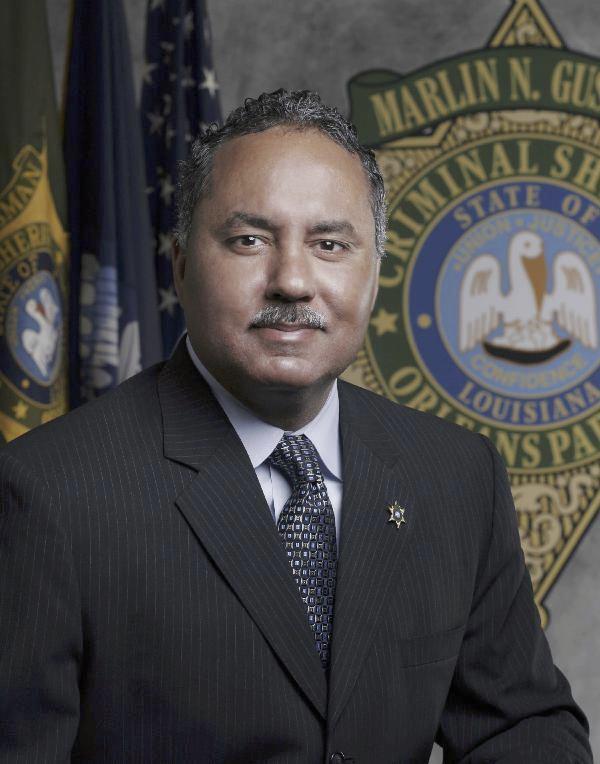 Sheriff N. Gusman, Orleans Parish Criminal Sheriff