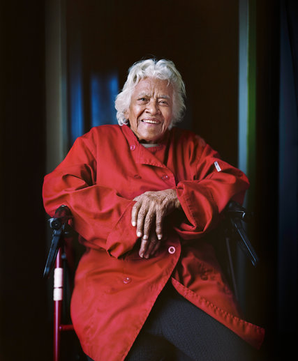 Leah Chase - a Liberty customer