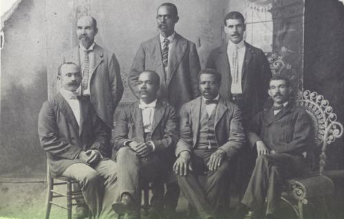 Merchants - Farmers Bank Founders