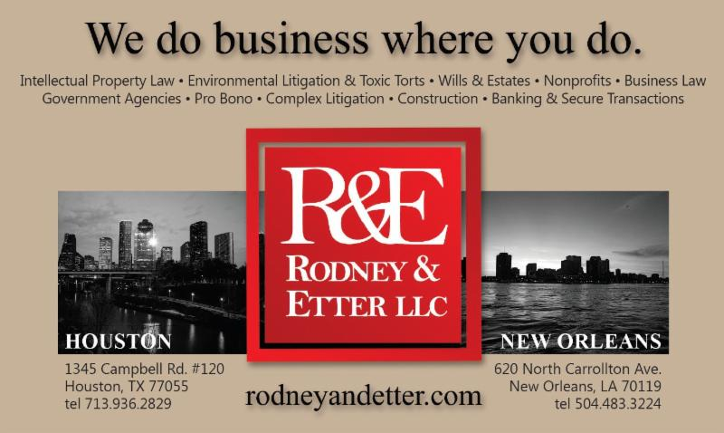 Rodney & Etter - We do business