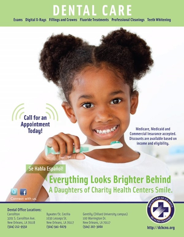 Daughters of Charity - Dental Care