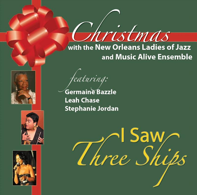 Christmas with New Orleans Ladies of Jazz and Music Alice Ensemble . . .