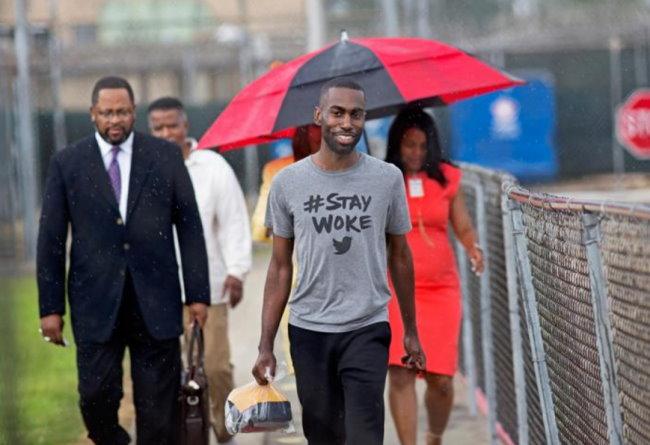 Attorney Roy Rodney obtains release for Black Lives Matter activist DeRay Mckesson