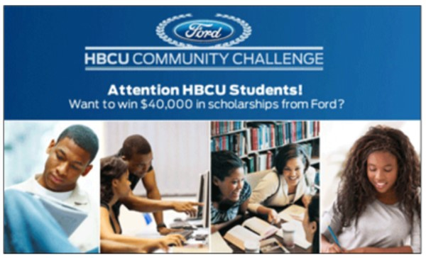 Ford HBCU Community Challenge Competition