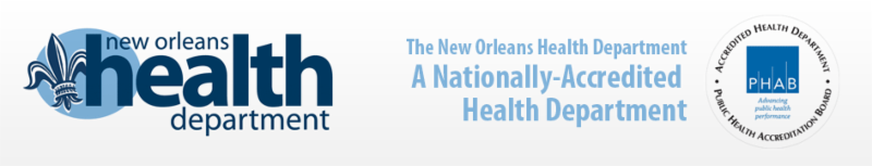 About Healthy Start New Orleans The mission of Healthy Start New Orleans (HSNO) is to promote healthy communities by nurturing healthy pregnancies, healthy babies, and healthy families.  HSNO offers outreach, health education, teen, male, and grandparent programs, and case management services to help families who are pregnant or have a child under two years old get off to a good start and have a healthy start in life. About the New Orleans Health Department  The mission of the New Orleans Health Department (NOHD) is to protect, promote, and ensure the health of all who live in New Orleans.  NOHD aims to serve New Orleanians as a 21st century health department and a model for the nation, capable of improving population health through data-driven decision making and policy development. Learn more at www.nola.gov/health.