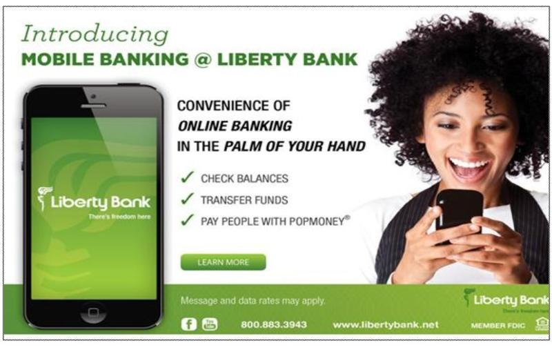 Liberty Bank Mobile Banking