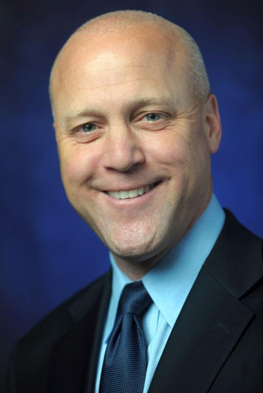 Mayor Mitch Landrieu, City of New Orleans