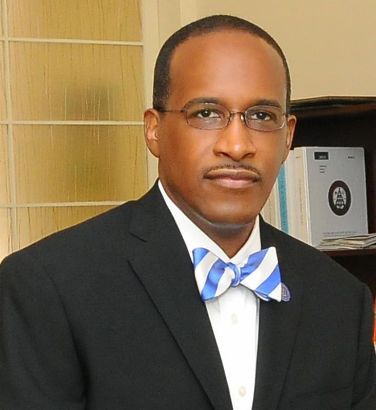 President of Dillard University Walter M. Kimbrough