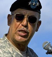 Lt. General Russel Honore'   (U.S. Army Retired)