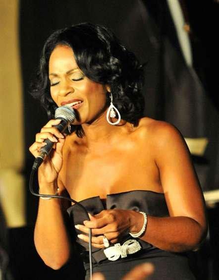 Stephanie Jordan - Lionel Hampton Orchestra