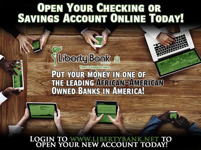 Liberty Bank - Leading AA Owned Bank