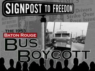 Baton Rouge Bus Boycott
