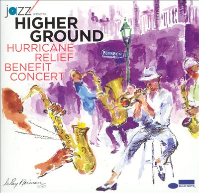 Higher Ground Hurricane Relief Benefit Concert [LIVE]