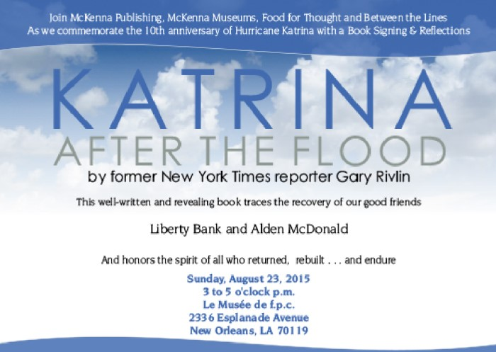 Gary Rivlin Book Party